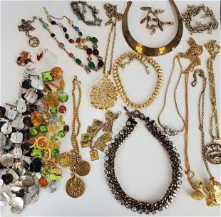 Women's Jewelry Mix Lot Of Chicos Mimi Plus