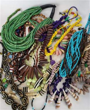 Large Lot Of Vintage Women's Jewelry