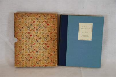 1926 Special Edition Winnie The Pooh #5 of 350 - Signed