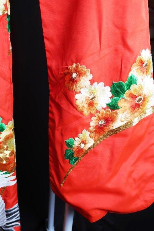JAPANESE WEDDING KIMONO - 3