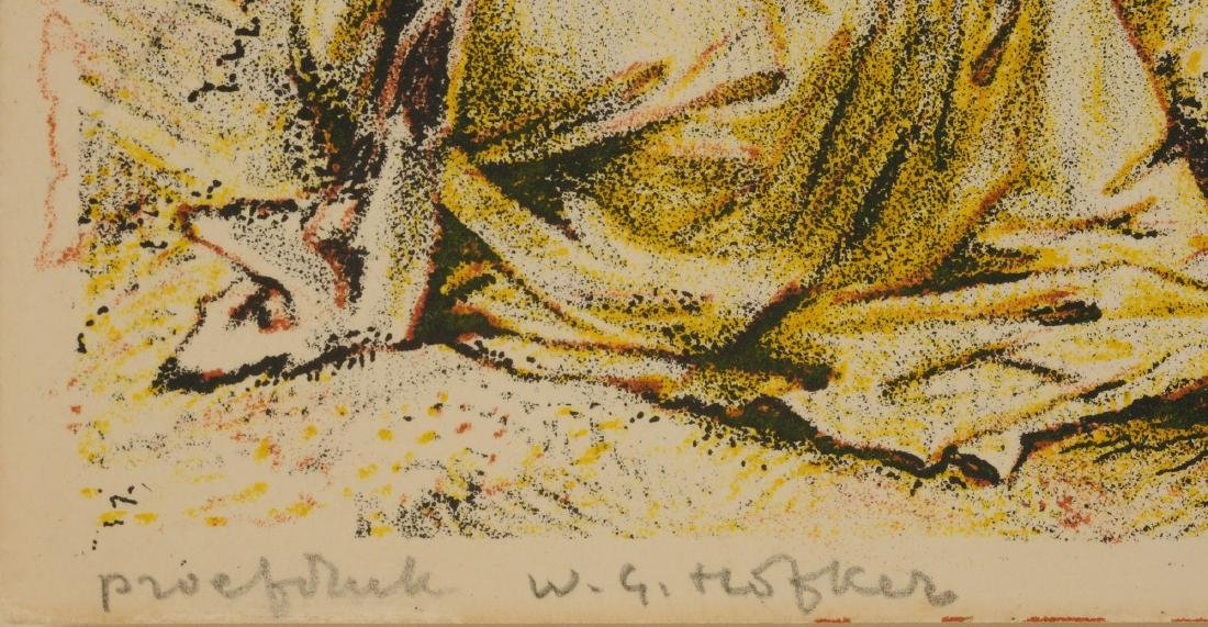 Willem Gerard Hofker (1902-1981) 'View from Abangan, - 2