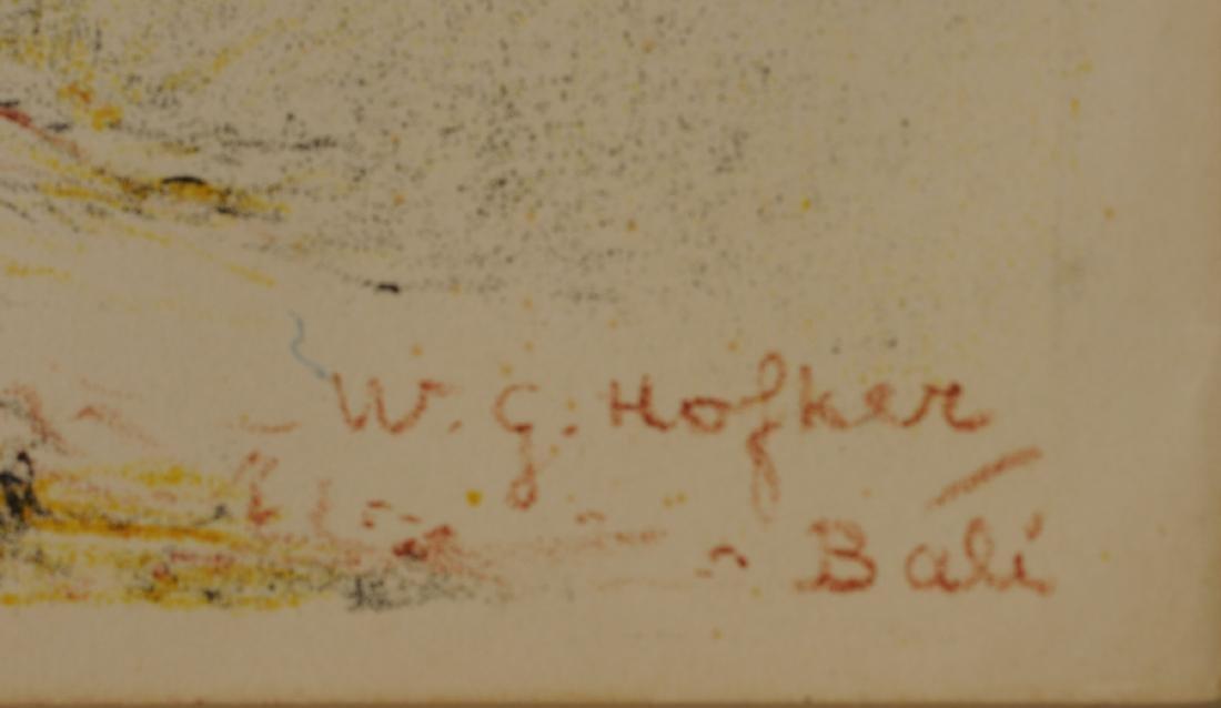 Willem Gerard Hofker (1902-1981) 'View from Abangan, - 3