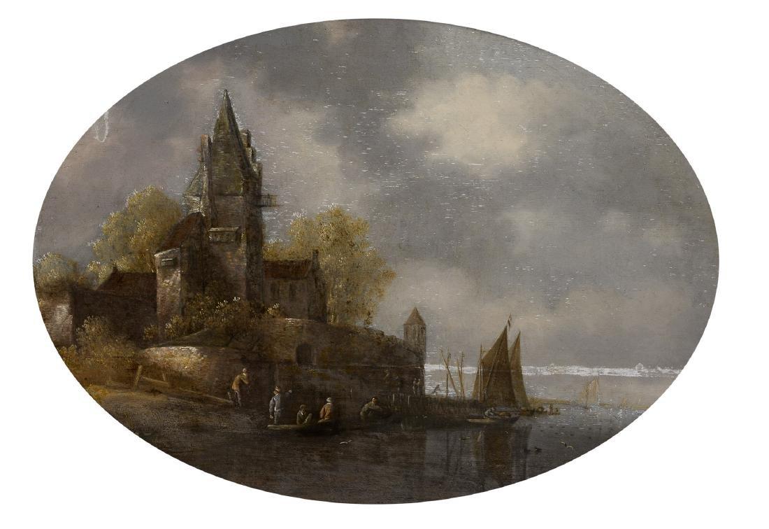 Navolger van Jan Jozefsz. van Goyen (17e eeuw),