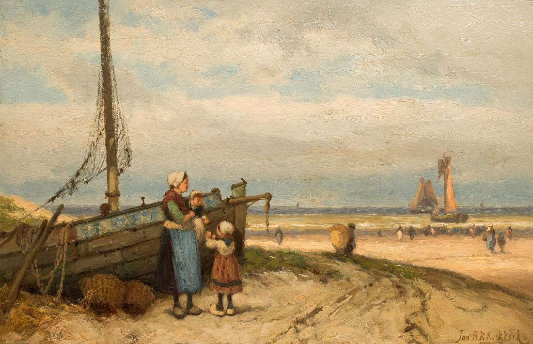 Johannes Hermanus Barend Koekkoek Koekkoek (1840-1912)