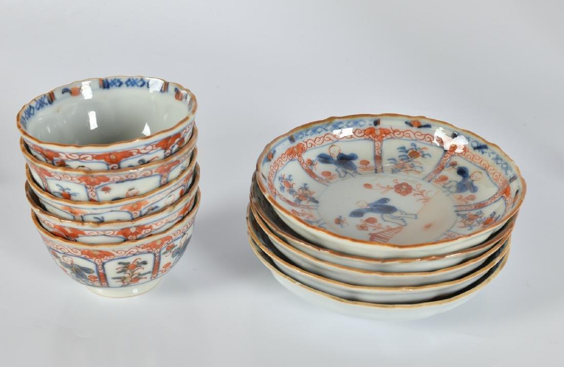 A lot of ca. 27 Imari porcelain items, including - 3