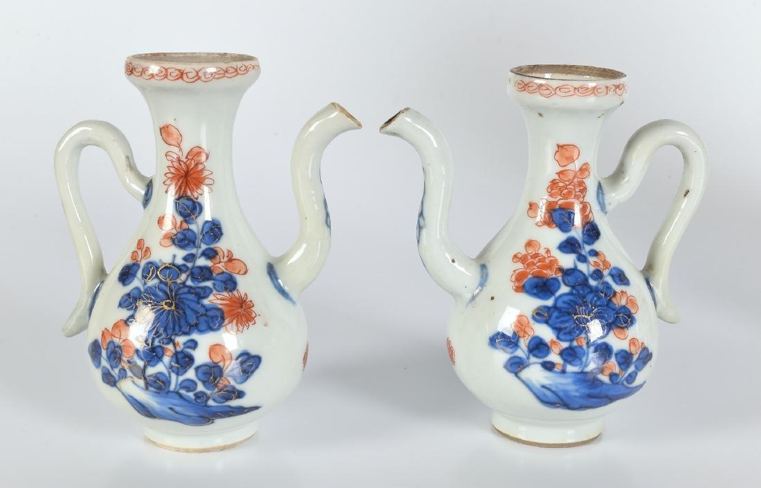 A lot of ca. 27 Imari porcelain items, including - 4