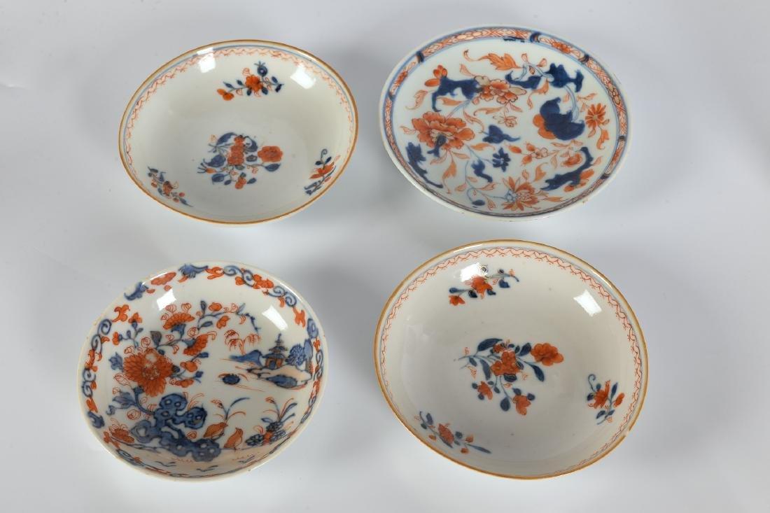 A lot of ca. 27 Imari porcelain items, including - 6