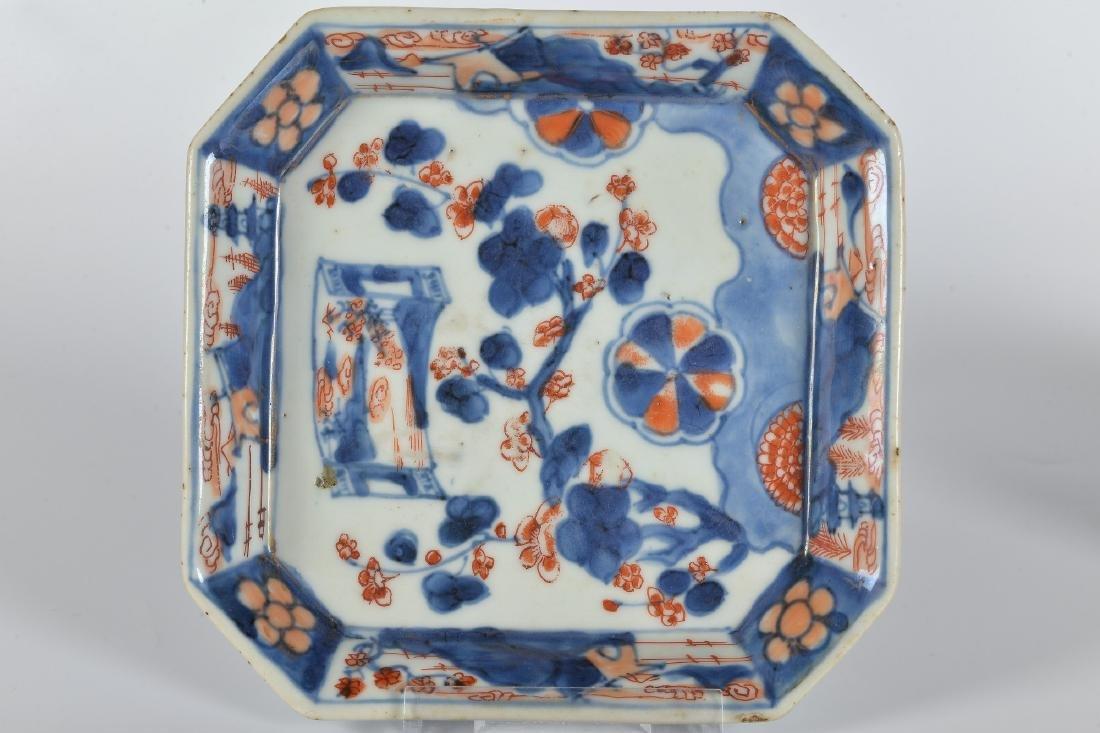 A lot of ca. 27 Imari porcelain items, including - 7