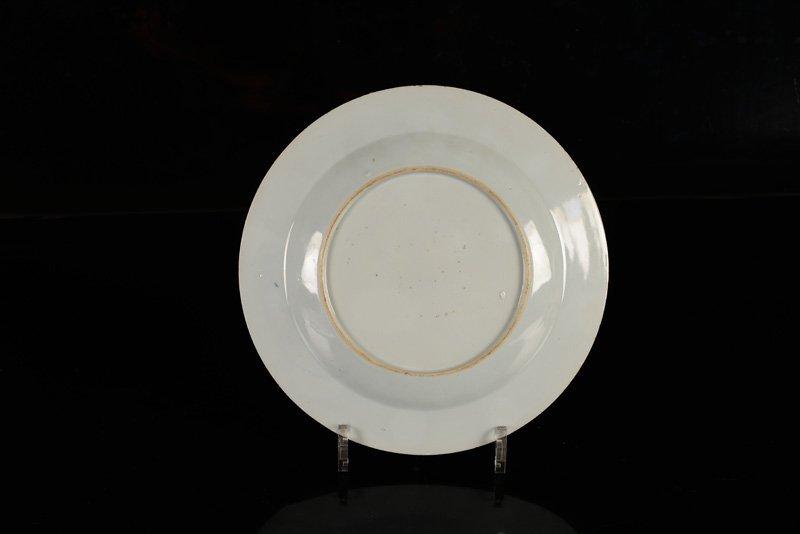 A various lot of ca. 15 porcelain items incl. plates - 6