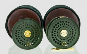Orvis CFO IV Trout Reel With Spare Spool