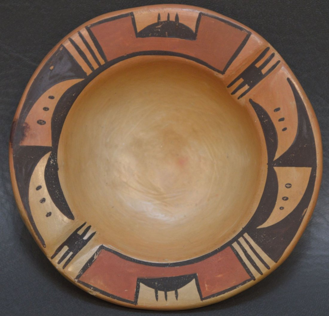 HOPI POTTERY TRAY
