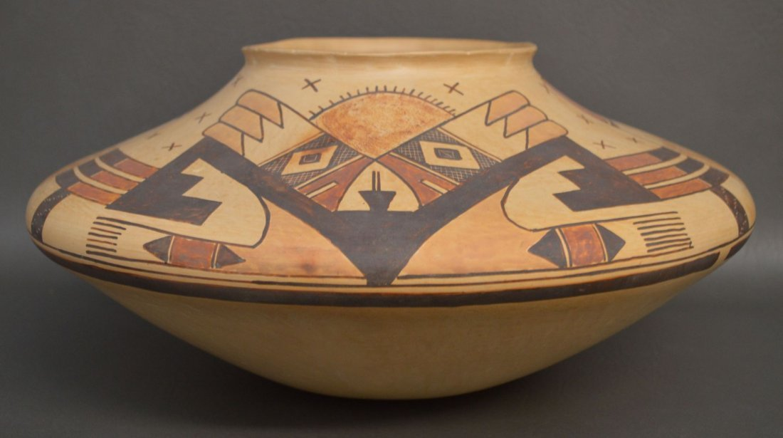 SITYAKI STYLE POTTERY BOWL BY MICHEAL HOWLEY