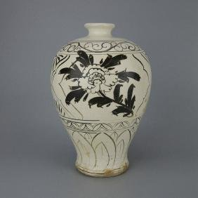Chinese Meiping Vase,