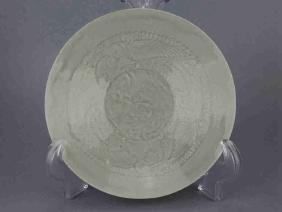 Chinese Pale Celadon Porcelain Bowl