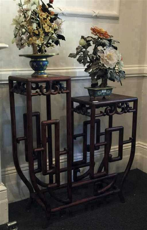 - An Antique Chinese Rosewood Furniture