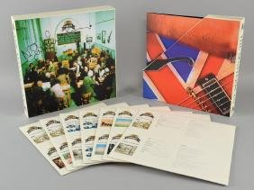 "Oasis - 'The Masterplan' 10"" Vinyl Box set signed by"