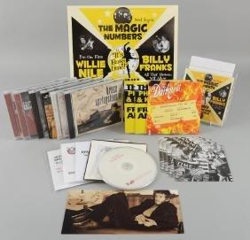 Bruce Springsteen - 'Tracks' 15 track promo sampler CD,