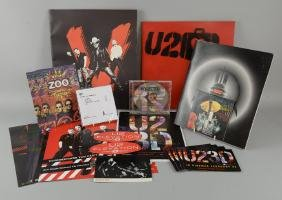 U2 - ZOO TV remastered promo version, two ZOO TV promo