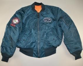 Eric Clapton World Tour 2006/7 crew jacket