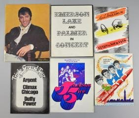 Music Programmes - Emerson Lake and Palmer in Concert,