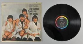 A Beatles Yesterday and Today, 'butcher cover' vinyl