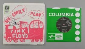 Pink Floyd - 'See Emily Play' 45 RPM vinyl single with