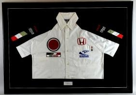 Motor Racing - Takuma Sato - Japanese Racing Driver,