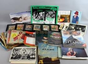 Cinema Memorabilia - 50+ 1950's-70's magazines (Picture
