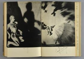 Invitation to The Ballet (1937) Book signed by author,