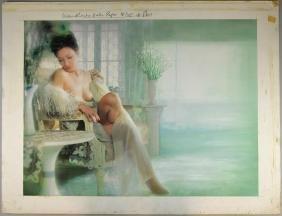 Emmanuelle in Tokyo (1976) Original photo artwork for