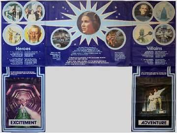 Star Wars A New Hope (1977) Marler Haley set of five