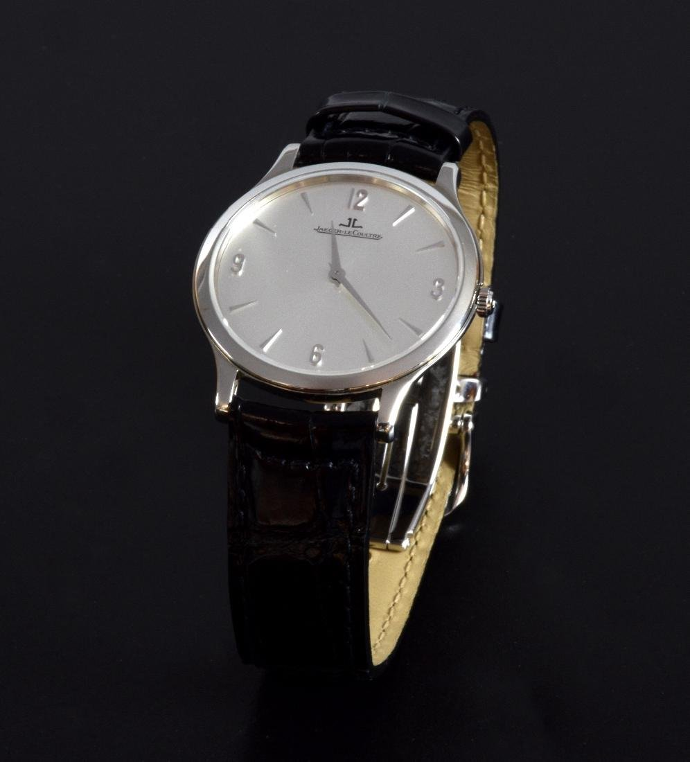 Jaeger-Le-Coultre, Gentleman's stainless steel wrist