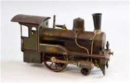Bing live steam model 2-2-0, 2-inch gaug