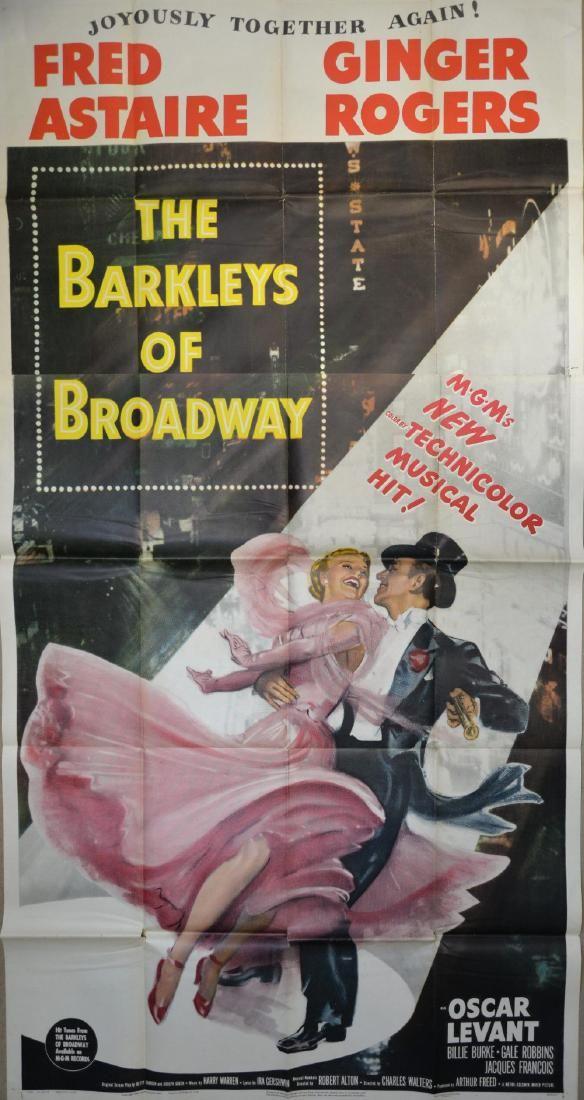 The Barkleys of Broadway (1949) US Three