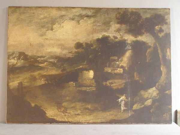 657: S Ricci, oil on canvas