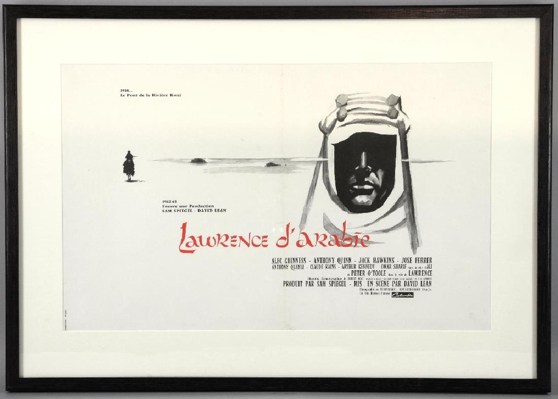 Lawrence of Arabia (1963) French petite first rele