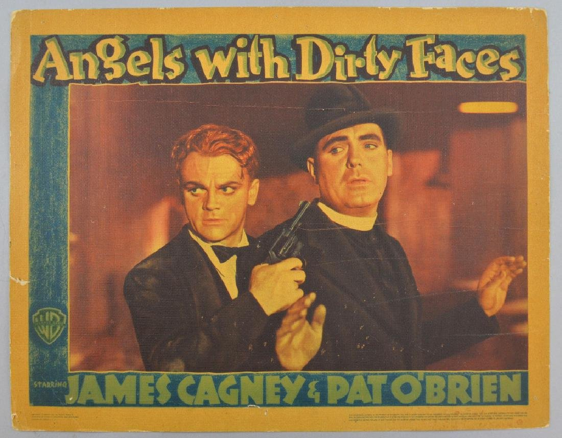 Angels With Dirty Faces (1938) US Lobby card, star