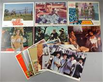 15 US Lobby cards including Cool Hand Luke, The Gr