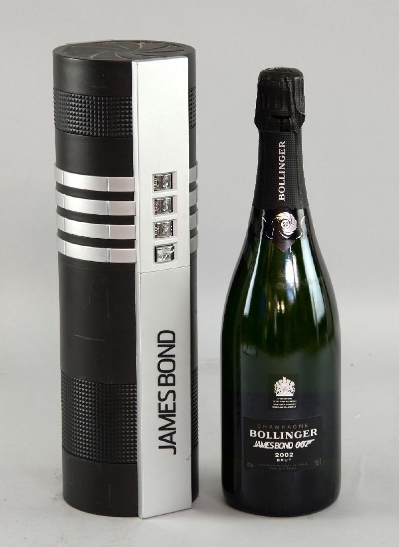 James Bond - 50th Anniversary Bollinger Champagne