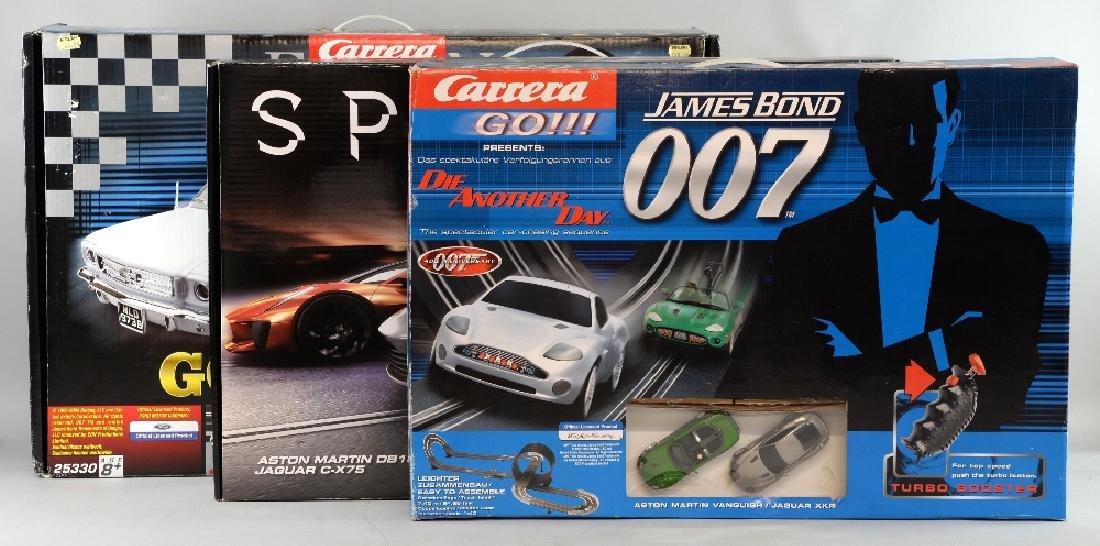 James Bond Carrera Evolution Goldfinger boxed set