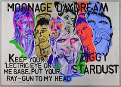 David Bowie 'Moonage Daydream Ziggy Stardust, Keep