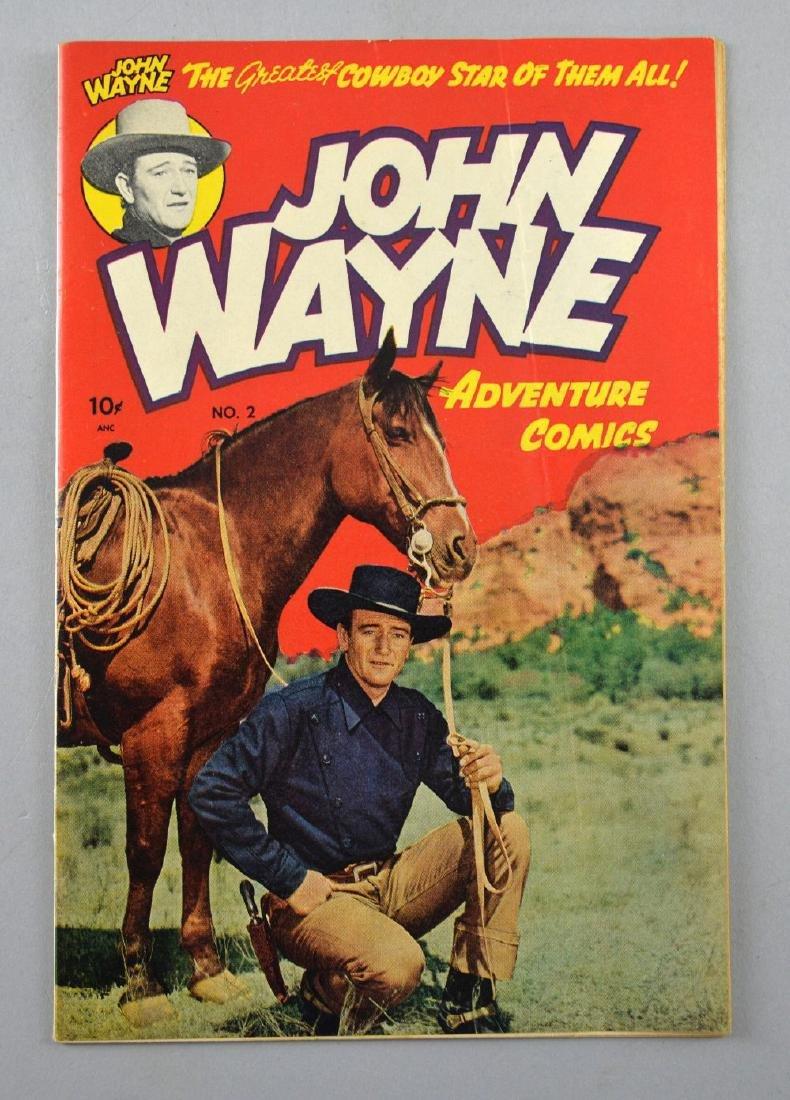 John Wayne Adventure Comics 2 (Toby Publishing, 19