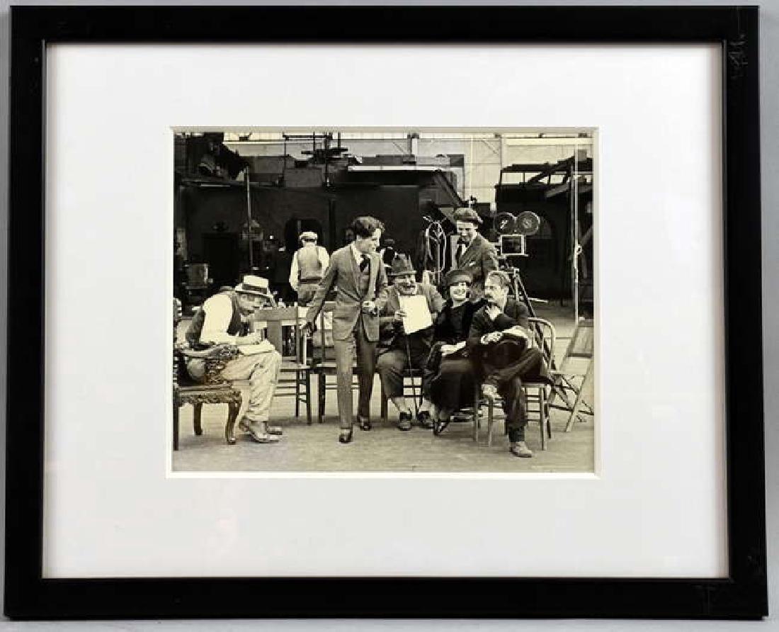 Charlie Chapin - 12 vintage black & white film sti - 10