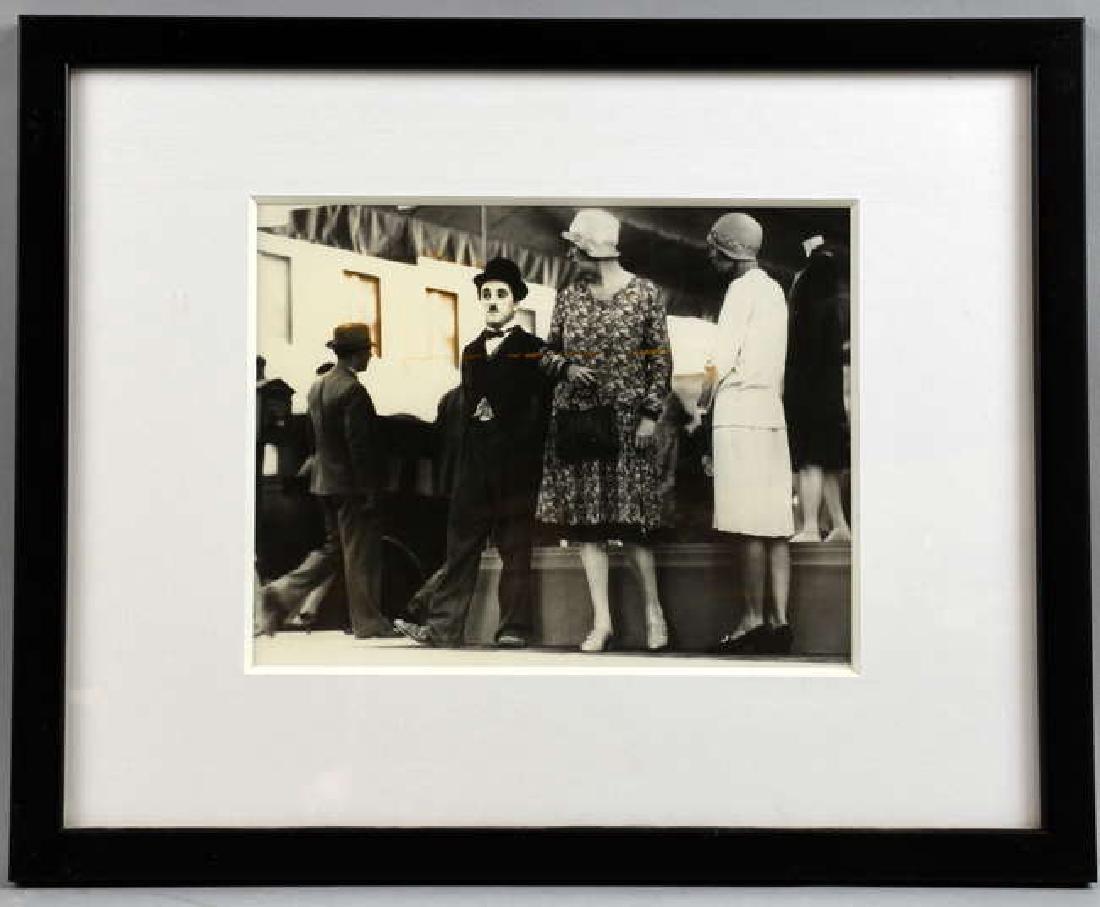 Charlie Chapin - 12 vintage black & white film sti - 2