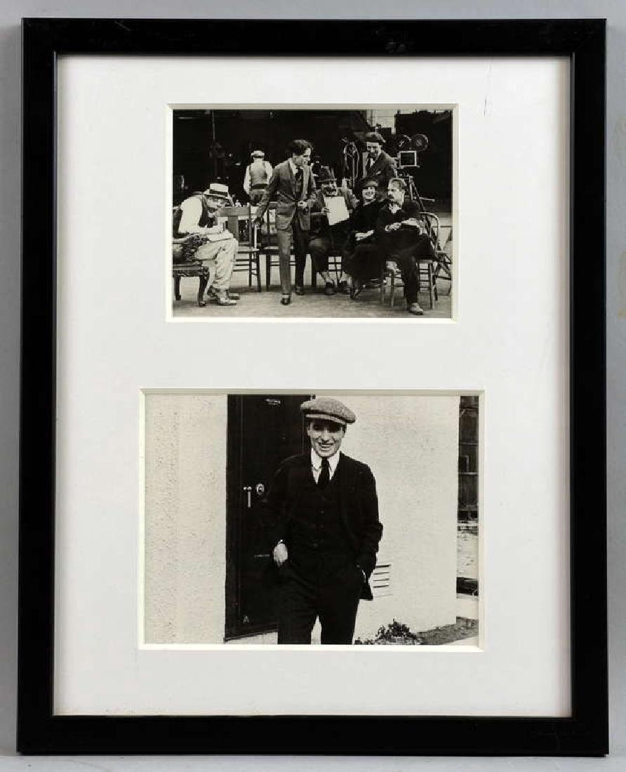 Charlie Chapin - 12 vintage black & white film sti - 4
