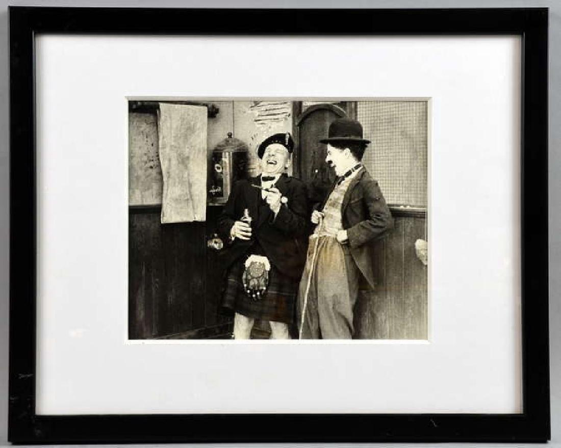 Charlie Chapin - 12 vintage black & white film sti - 8