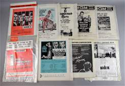 220+ Vintage Press / Campaign books including Ice