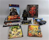 Star Wars - Collection of memorbilia including Boo