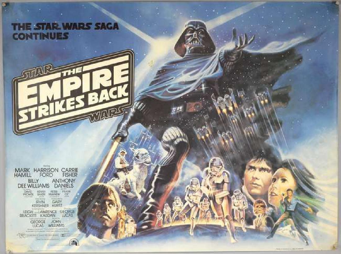 Star Wars The Empire Strikes Back (1980) British Q