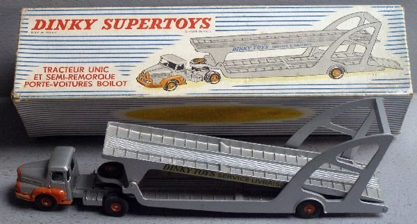841: A French Dink Supertoys 894 Tracteur Unic